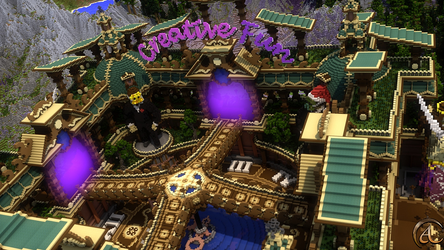Minecraft Creative Server and Build Team | Athion Network